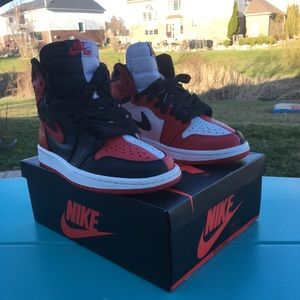 Jordan 1 Homage to Home (Non-Numbered) Size 4